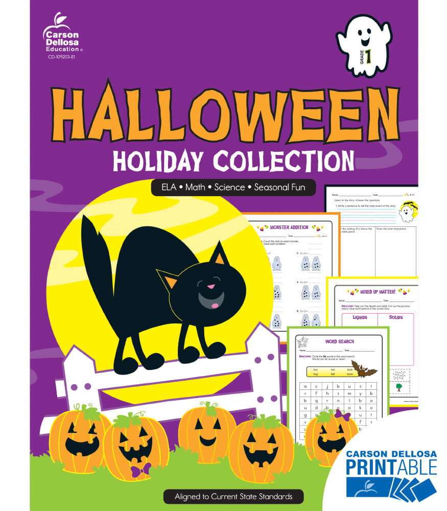 Halloween Holiday Printable Collection