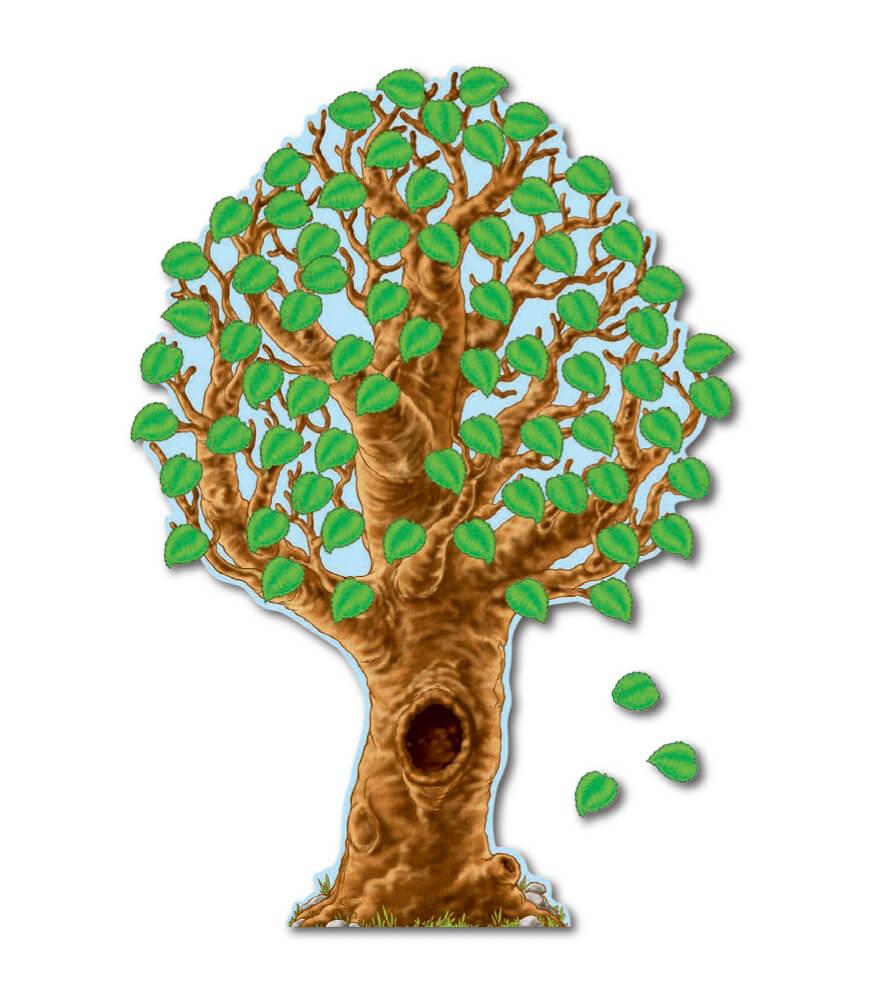Big Realistic Tree Bulletin Board Set Product Image