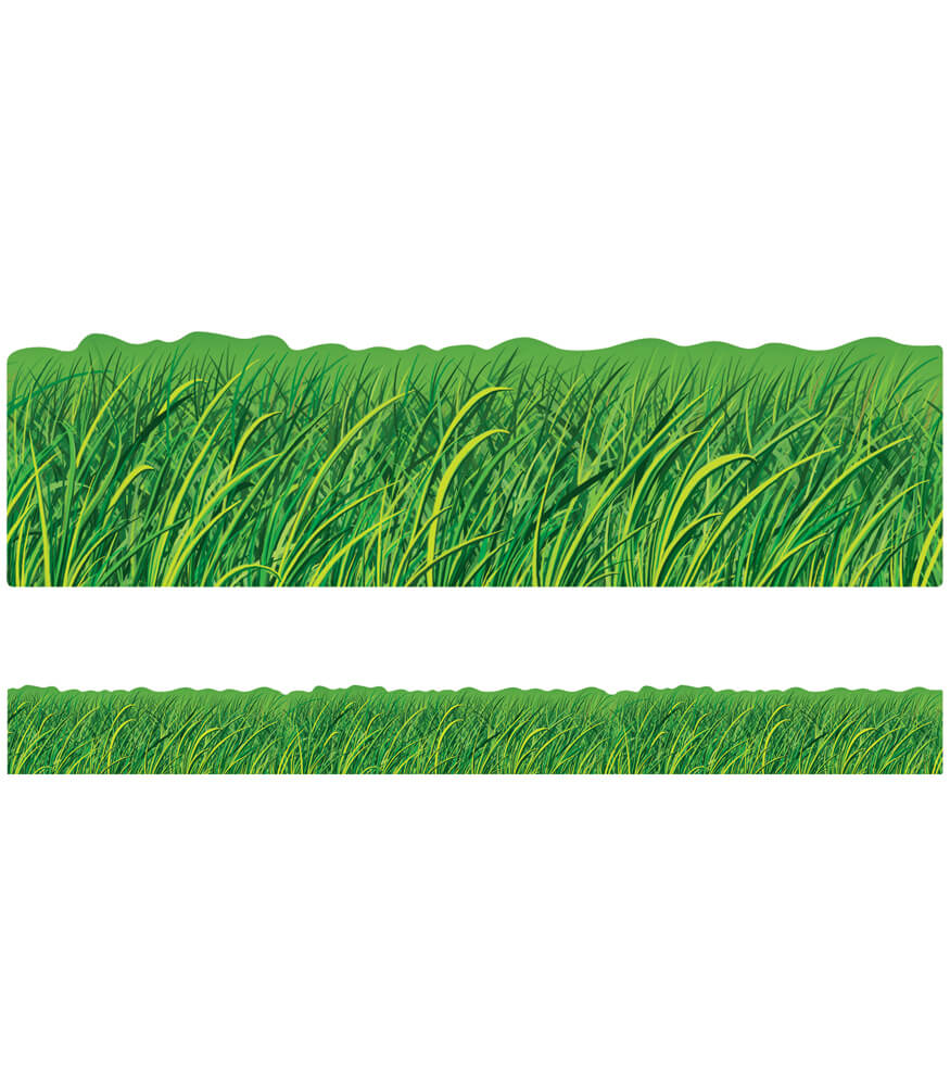 Grass Straight Borders Product Image
