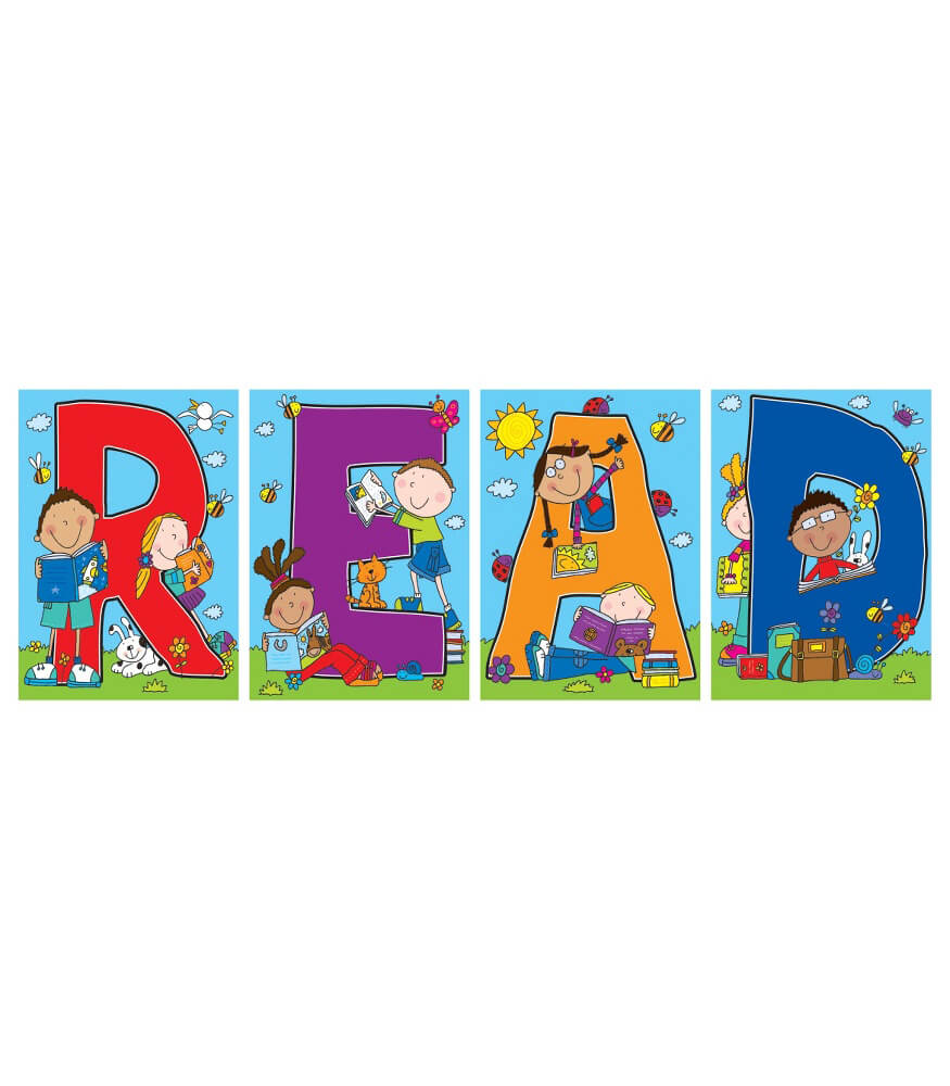 Read Bulletin Board Set Product Image
