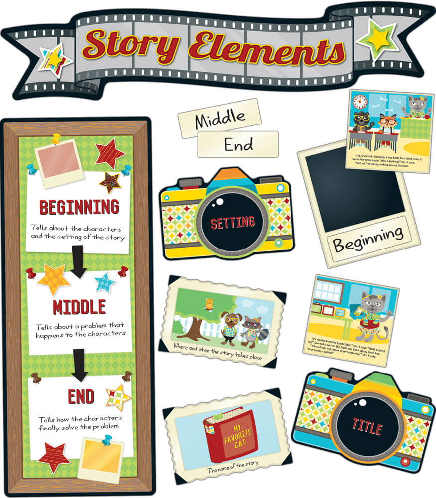 hipster story elements bulletin board set grade k 2 free clipart of owl free clip art of owls in graduation cap