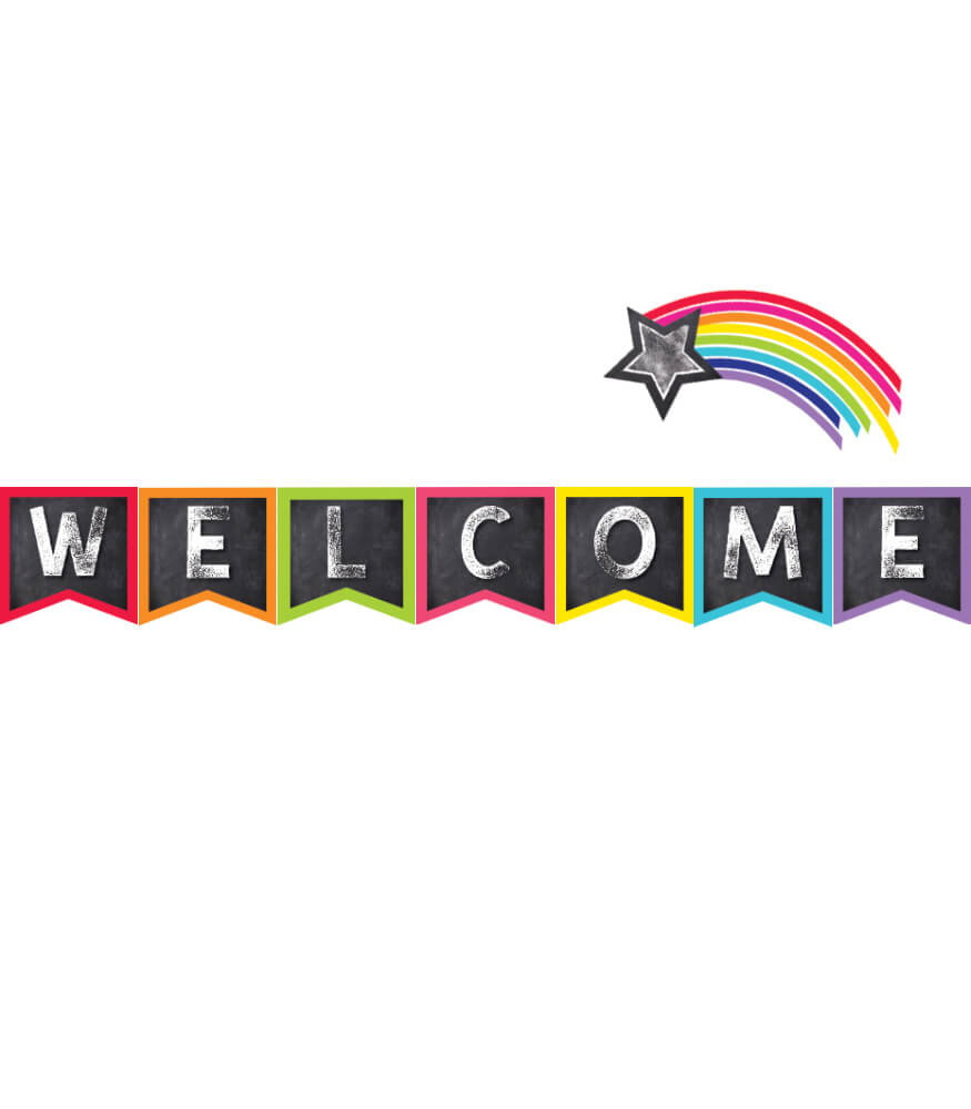 Twinkle Twinkle You're A STAR! Welcome Bulletin Board Set