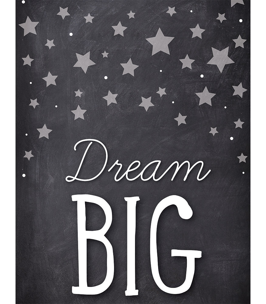 Dream Big Chart Product Image