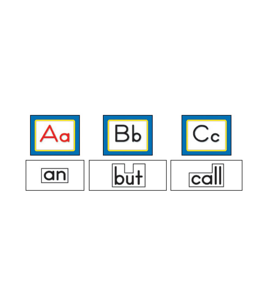 Word Wall Bulletin Board Set Product Image