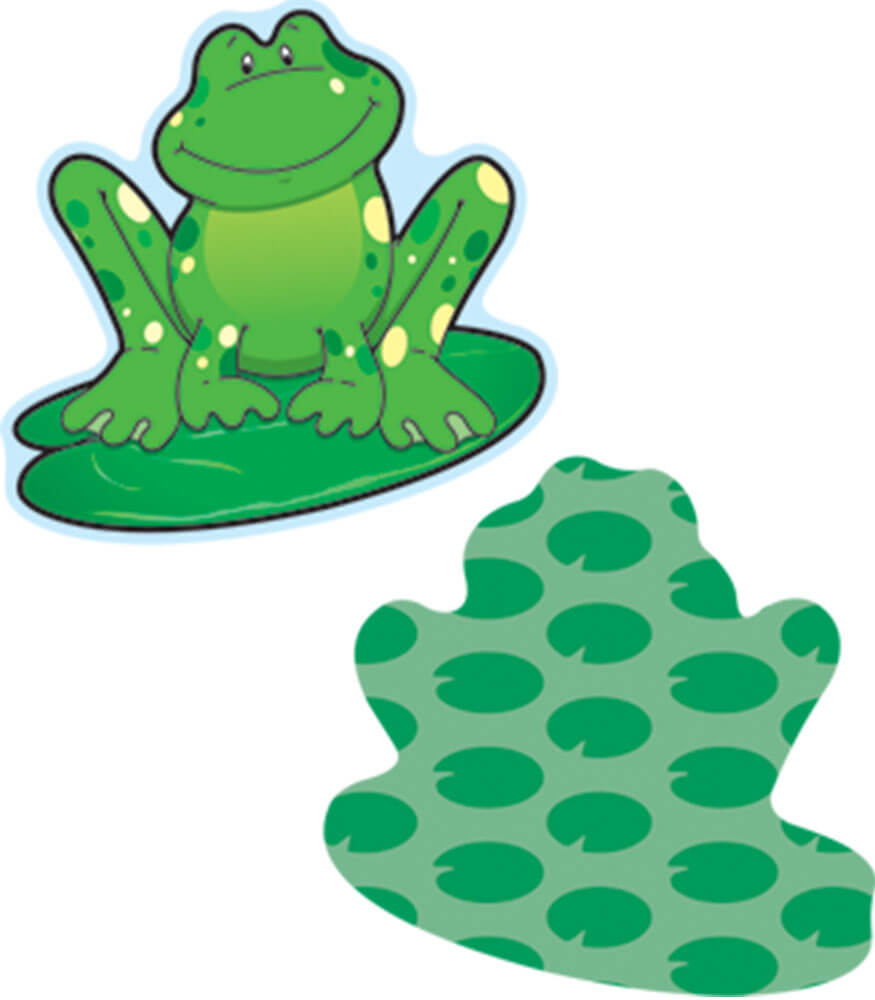 Frogs Mini Cut-Outs Product Image