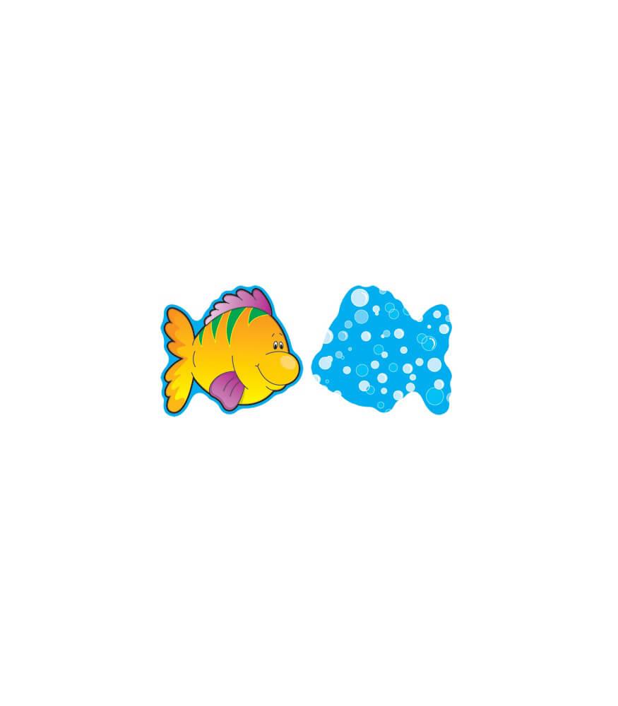 Fish Mini Cut-Outs Product Image