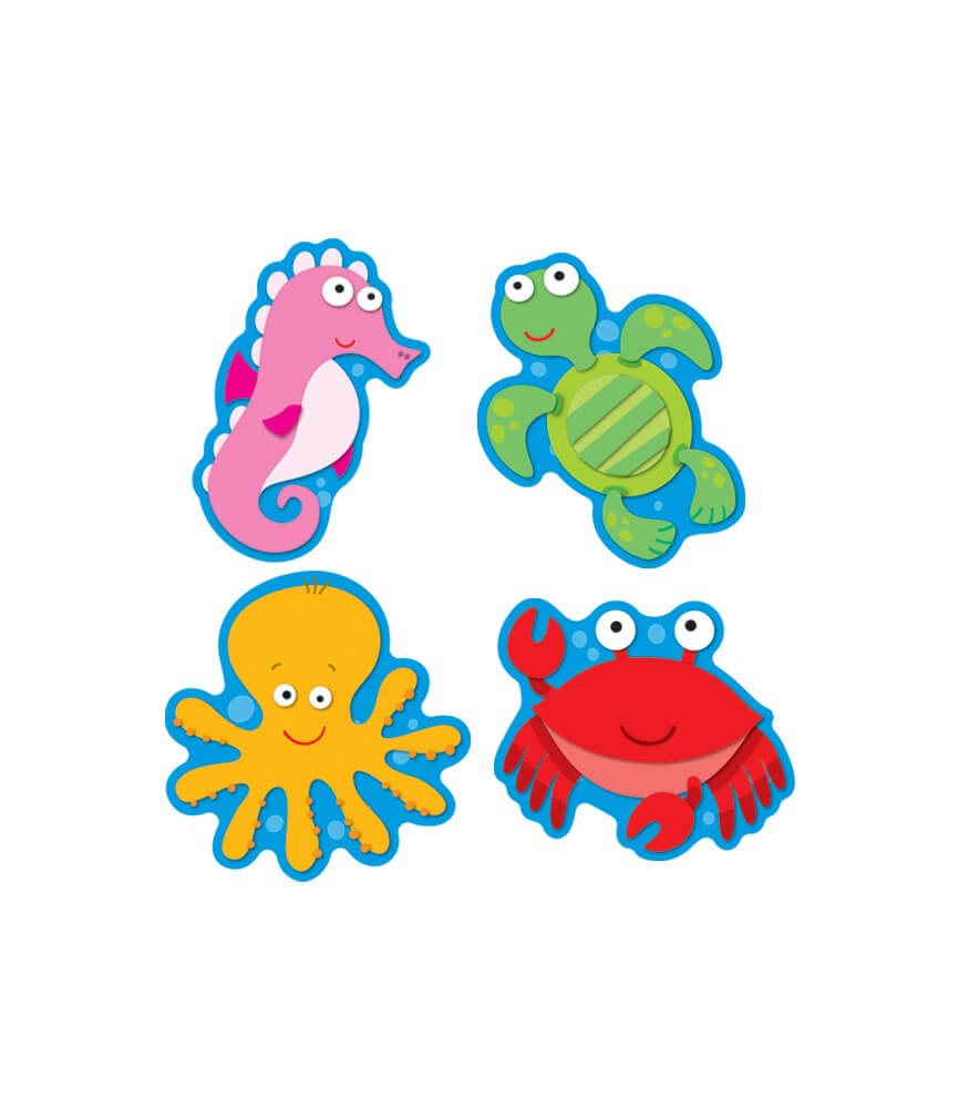 Sea Life Cut-Outs Product Image