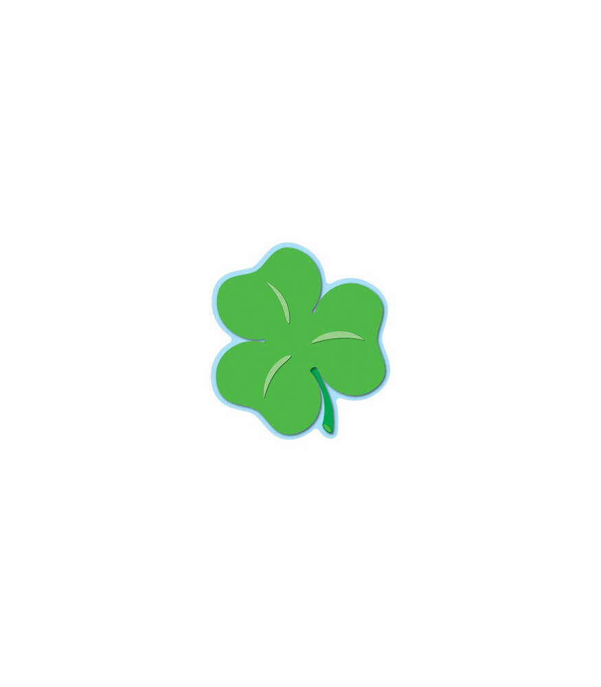 Shamrock Cut-Outs Product Image