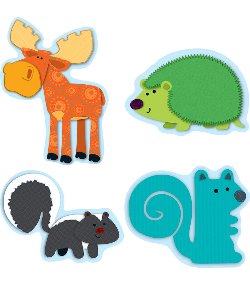 Moose & Friends Cut-Outs Product Image
