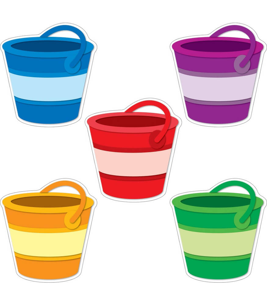 Buckets Cut-Outs Product Image