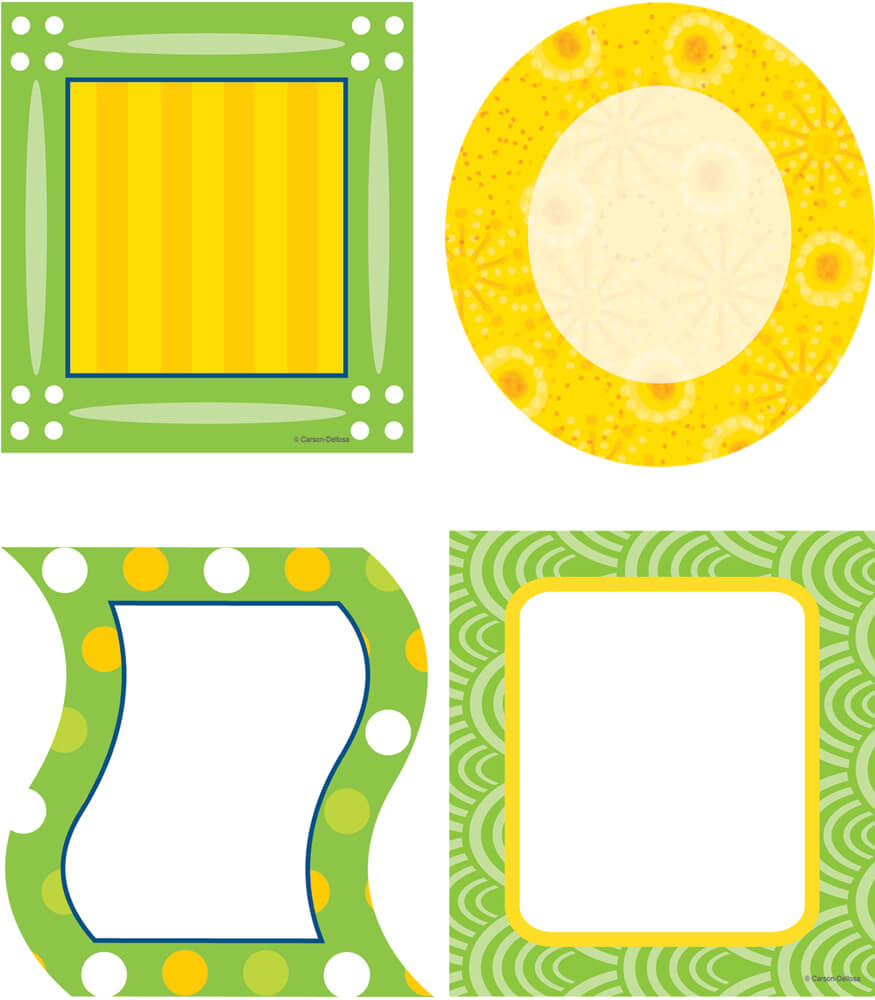 Lemon Lime Cut-Outs Product Image