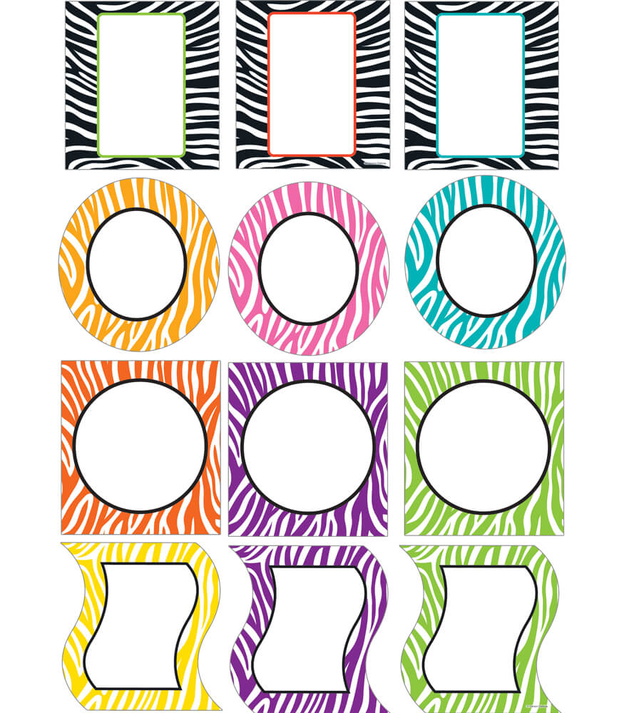 Wild Style Cut-Outs Product Image