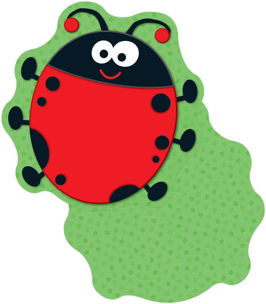 Ladybugs Mini Cut-Outs Product Image