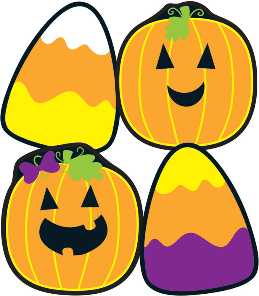 Halloween Cut-Outs Product Image