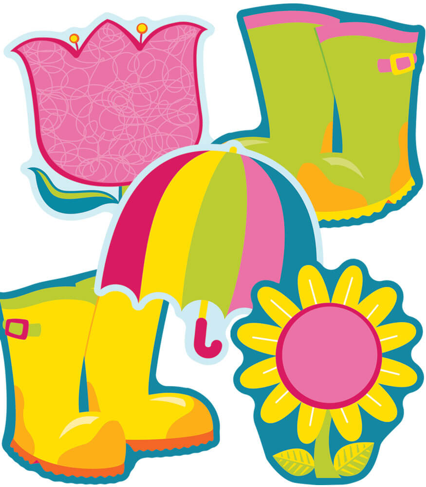 Spring Mix Cut-Outs Product Image