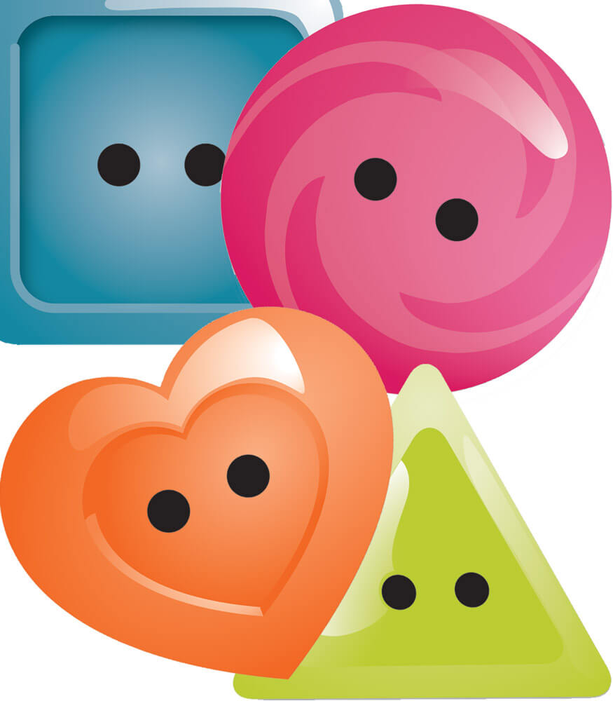SortingButtons Curriculum Cut-Outs Product Image