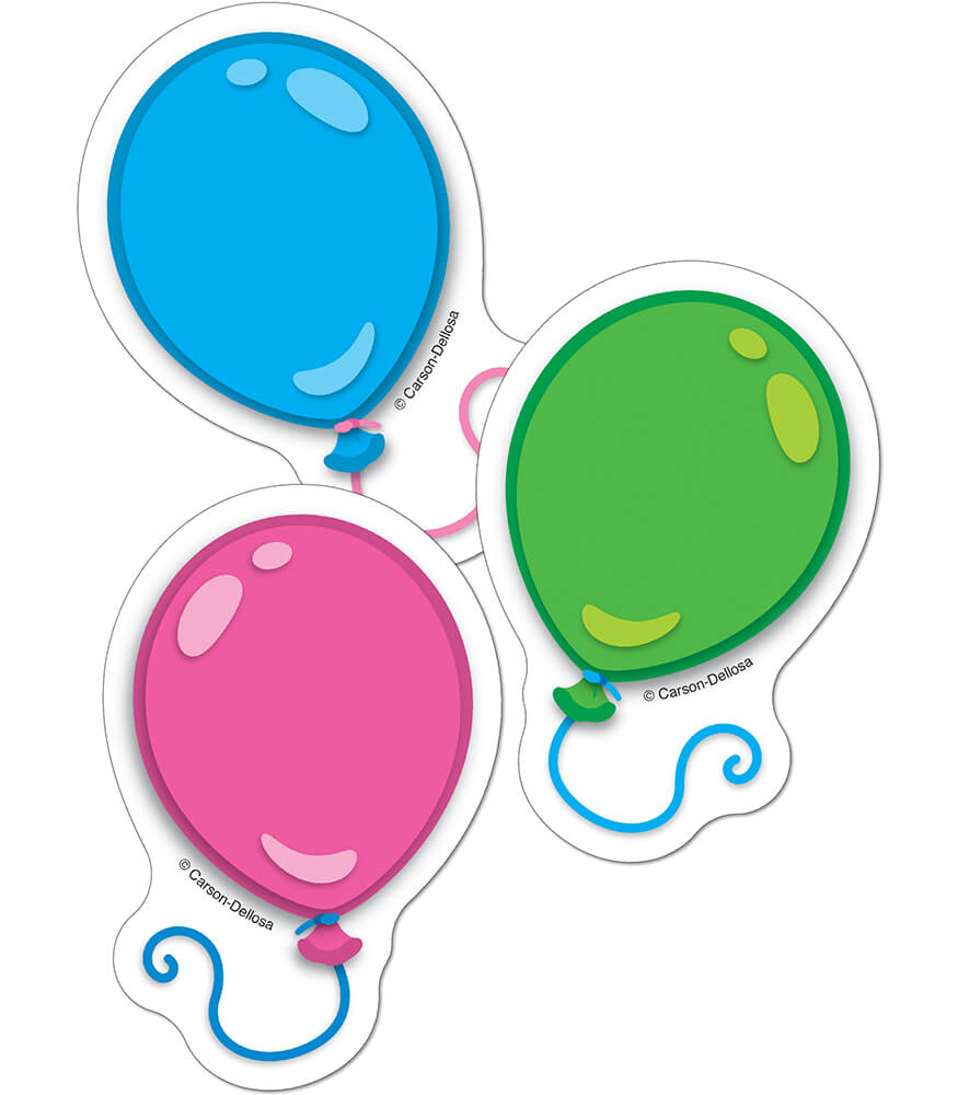 Balloons Mini Cut-Outs Product Image