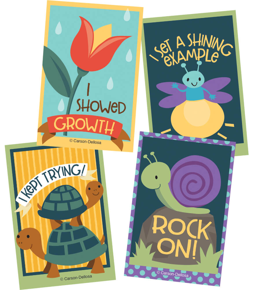Nature Explorers Reward Tags Mini Cut-Outs Product Image