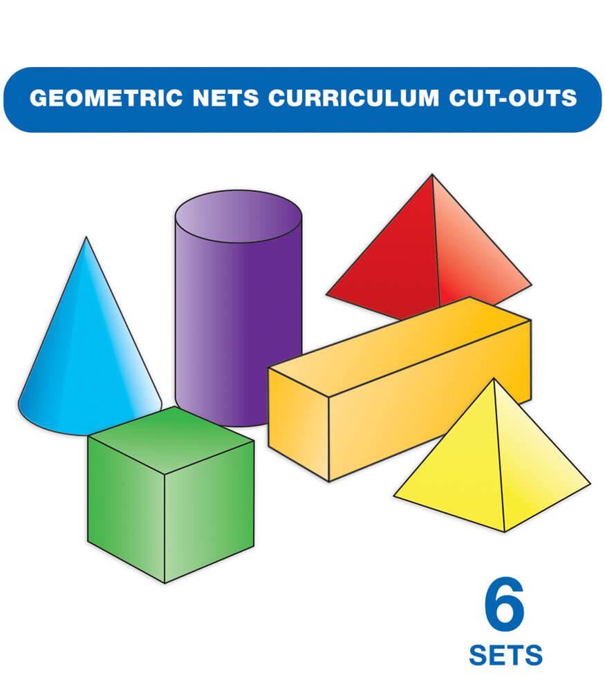 Geometric Nets Curriculum Cut-Outs