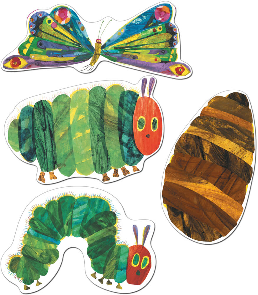 The Very Hungry Caterpillar™ 45th Anniversary Cut-Outs Product Image
