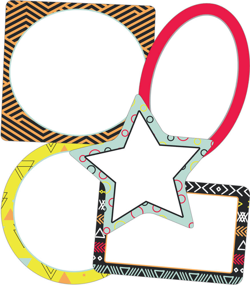 Frames Mini Cut-Outs Product Image