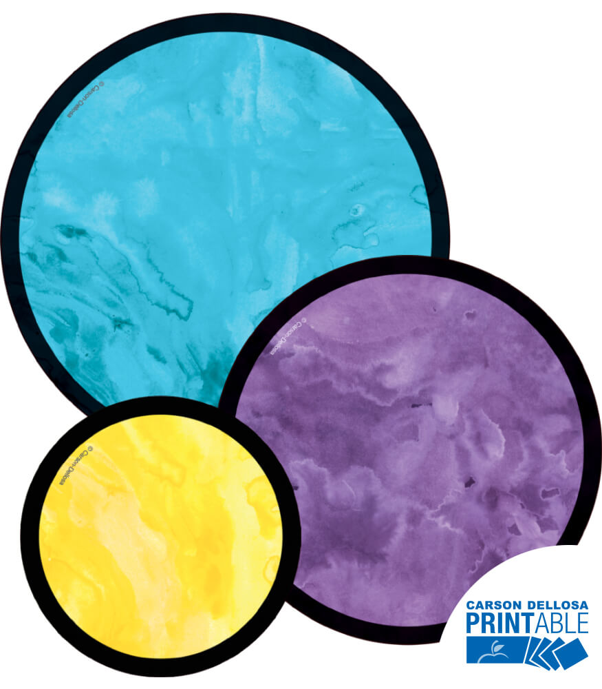 Confetti Printable Cut-Outs Product Image