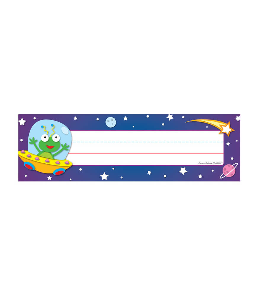 Aliens Nameplates Product Image