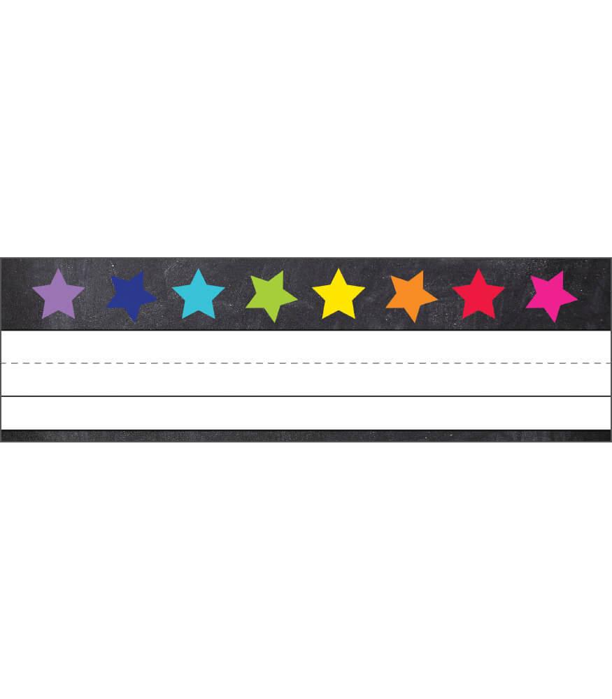 Stars Nameplates Product Image