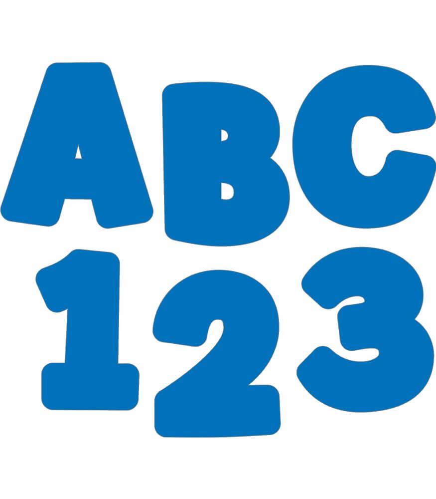 Blue EZ Letters Product Image