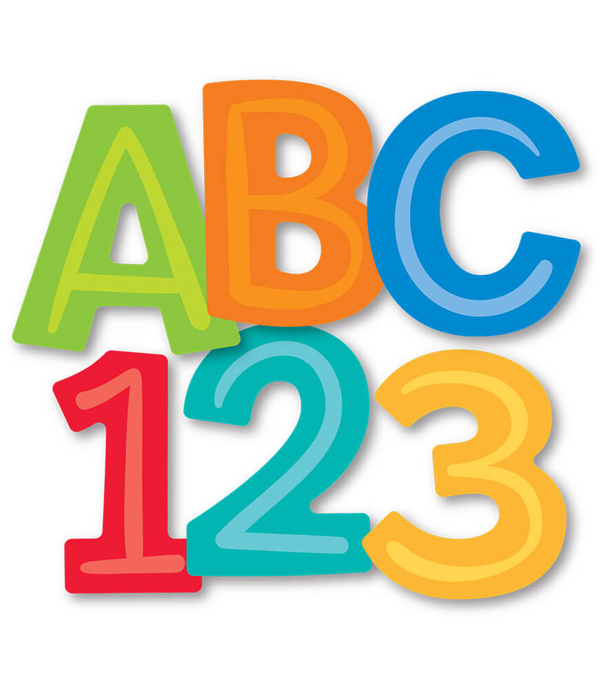 Modern Mix EZ Letters Product Image