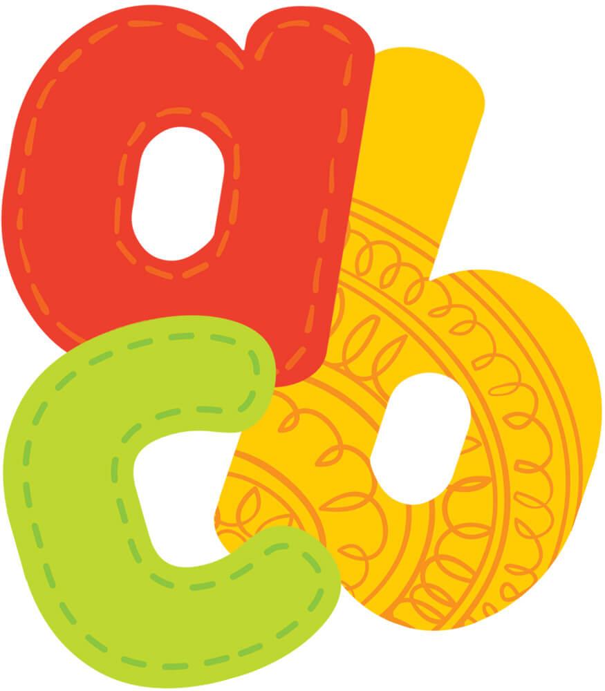 BohoLowercase EZ Letters Product Image