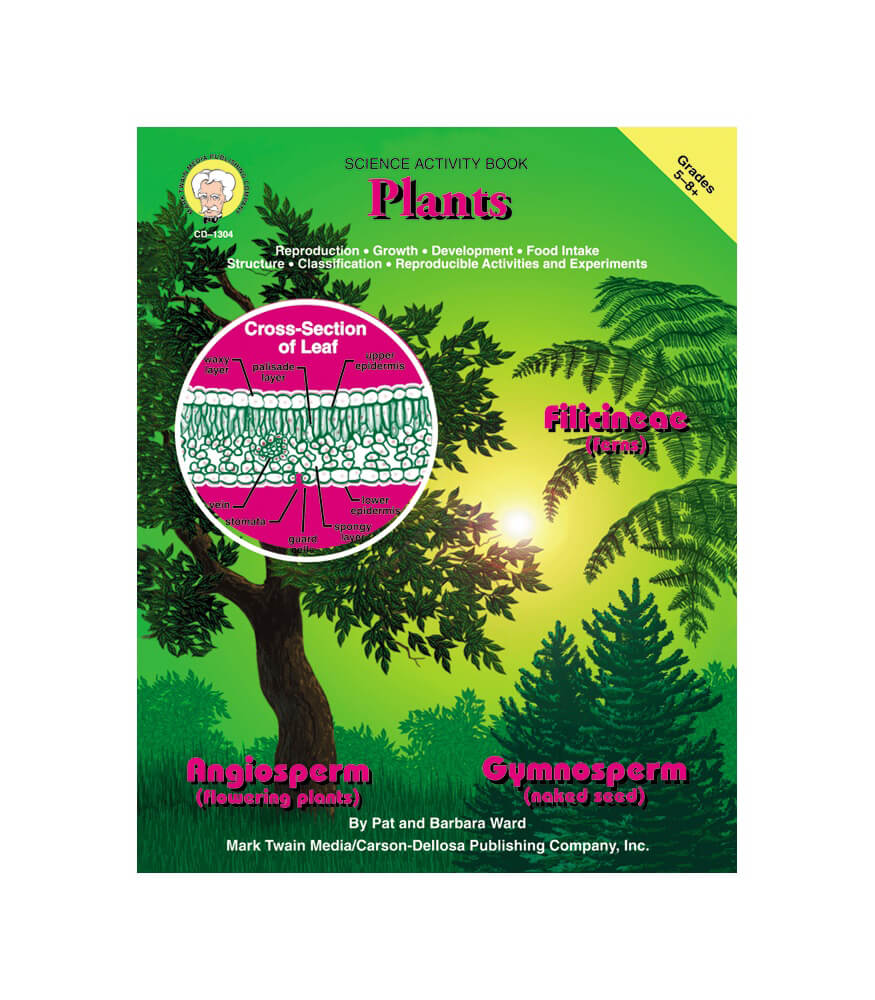 Plants Resource Book Product Image