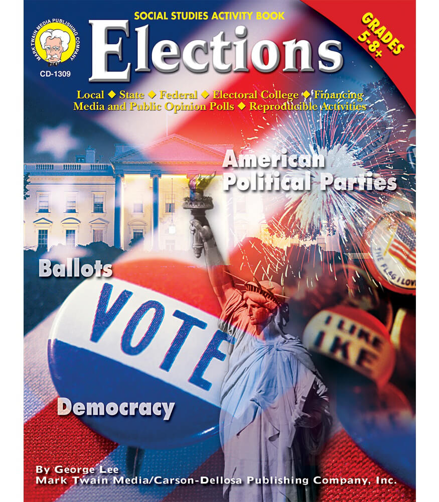 Elections Resource Book Product Image