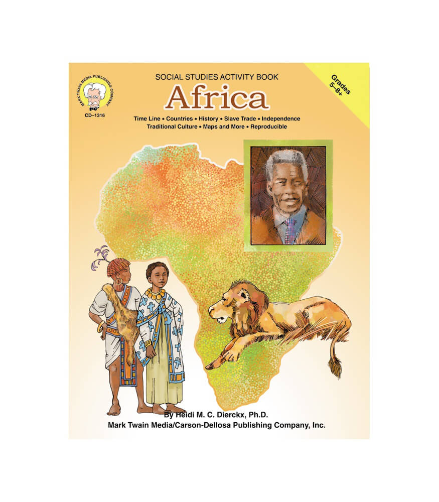 Africa Resource Book Product Image