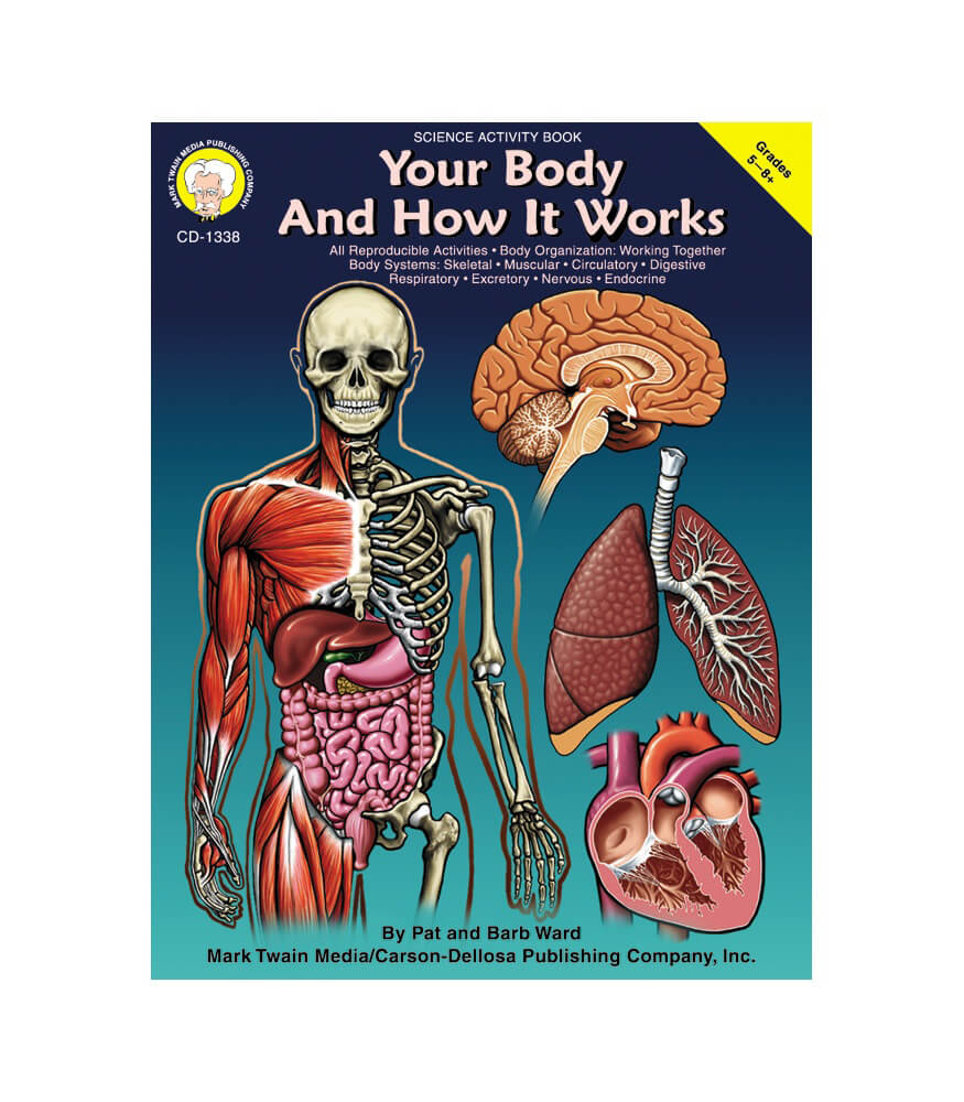 Your Body and How it Works Resource Book Grade 5 12