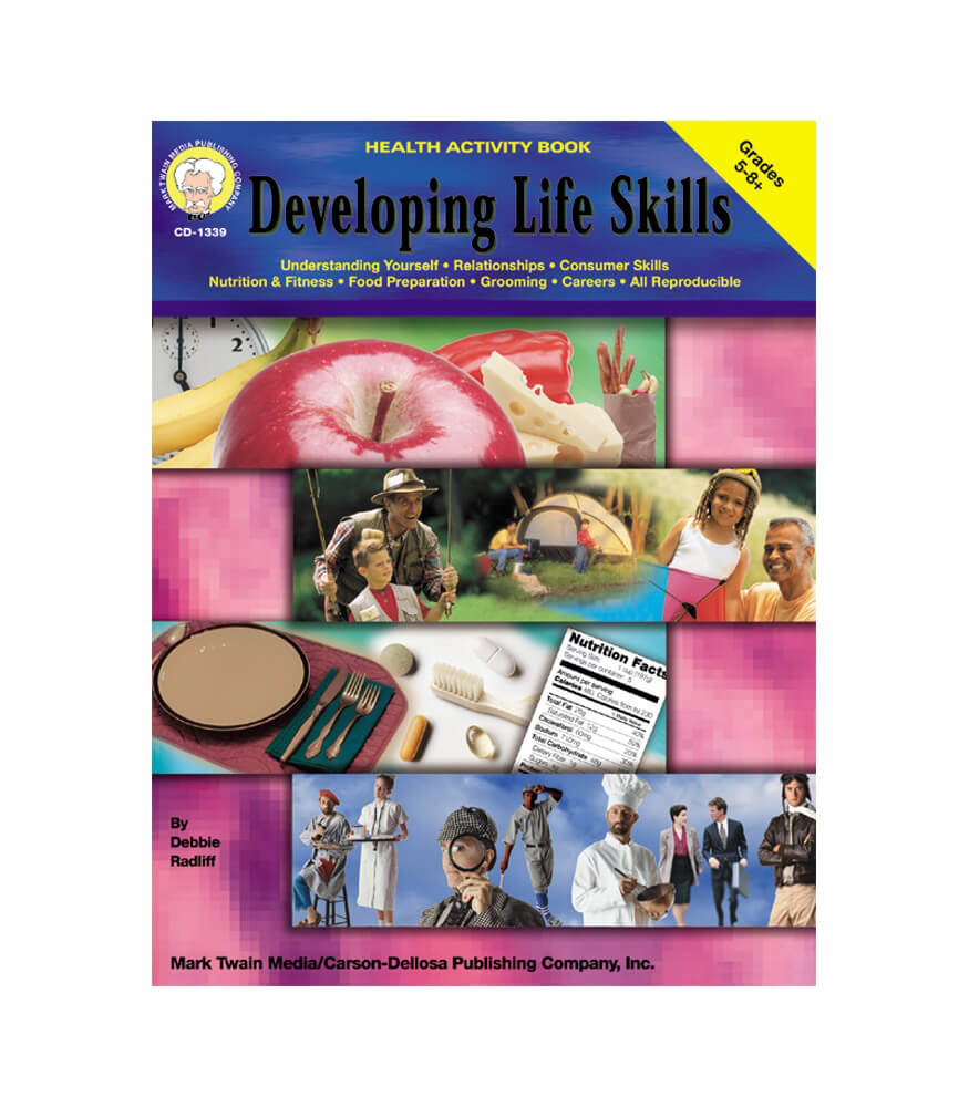 Developing Life Skills Resource Book Product Image