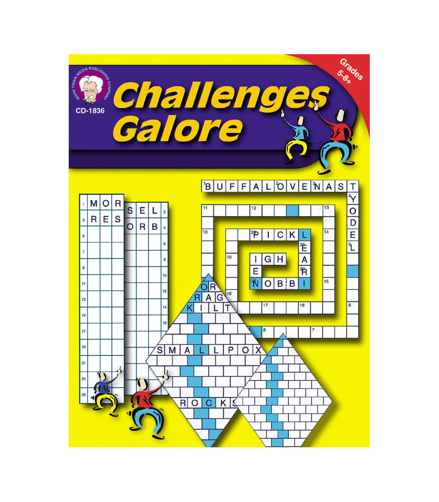 Challenges Galore Resource Book Product Image
