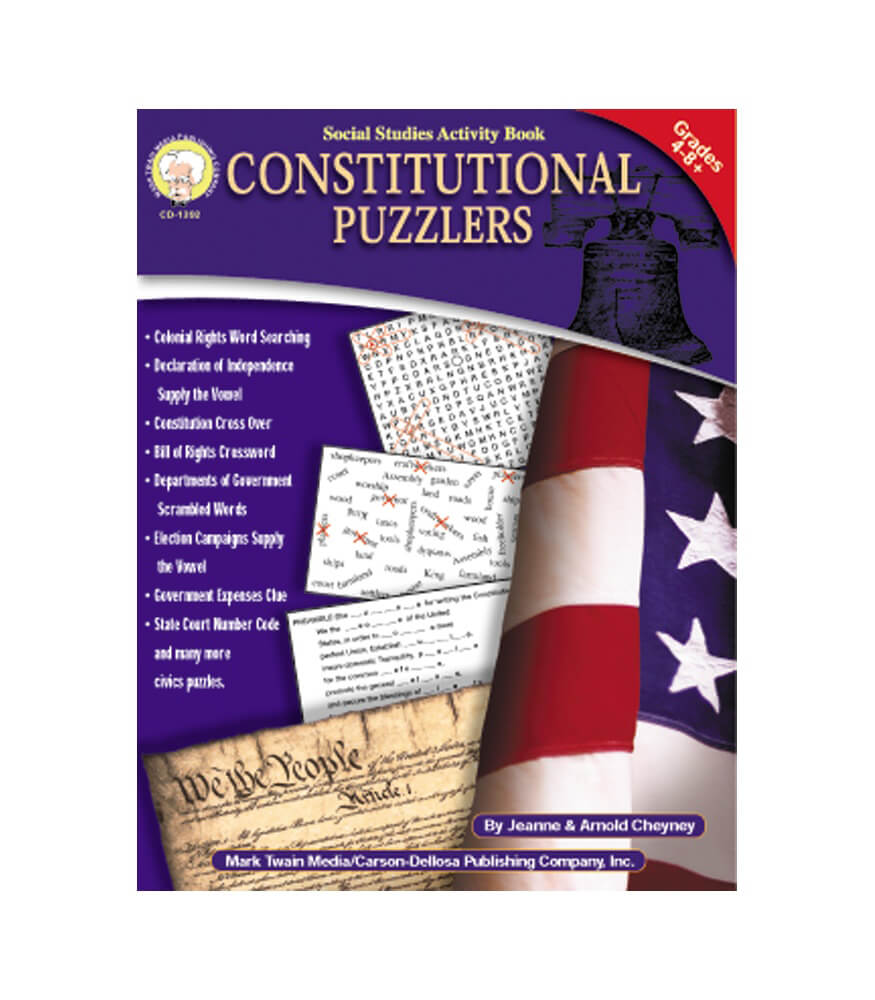 Constitutional Puzzlers Resource Book Product Image