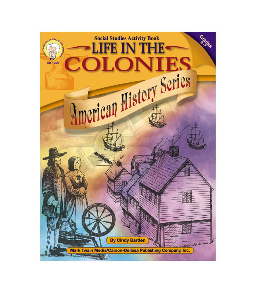 Life in the Colonies Resource Book Product Image