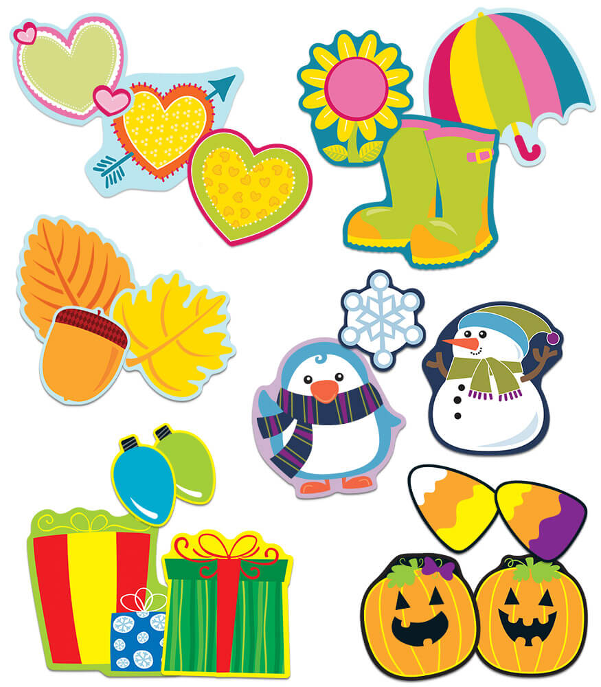 Seasonal Cut-Outs Collection Product Image