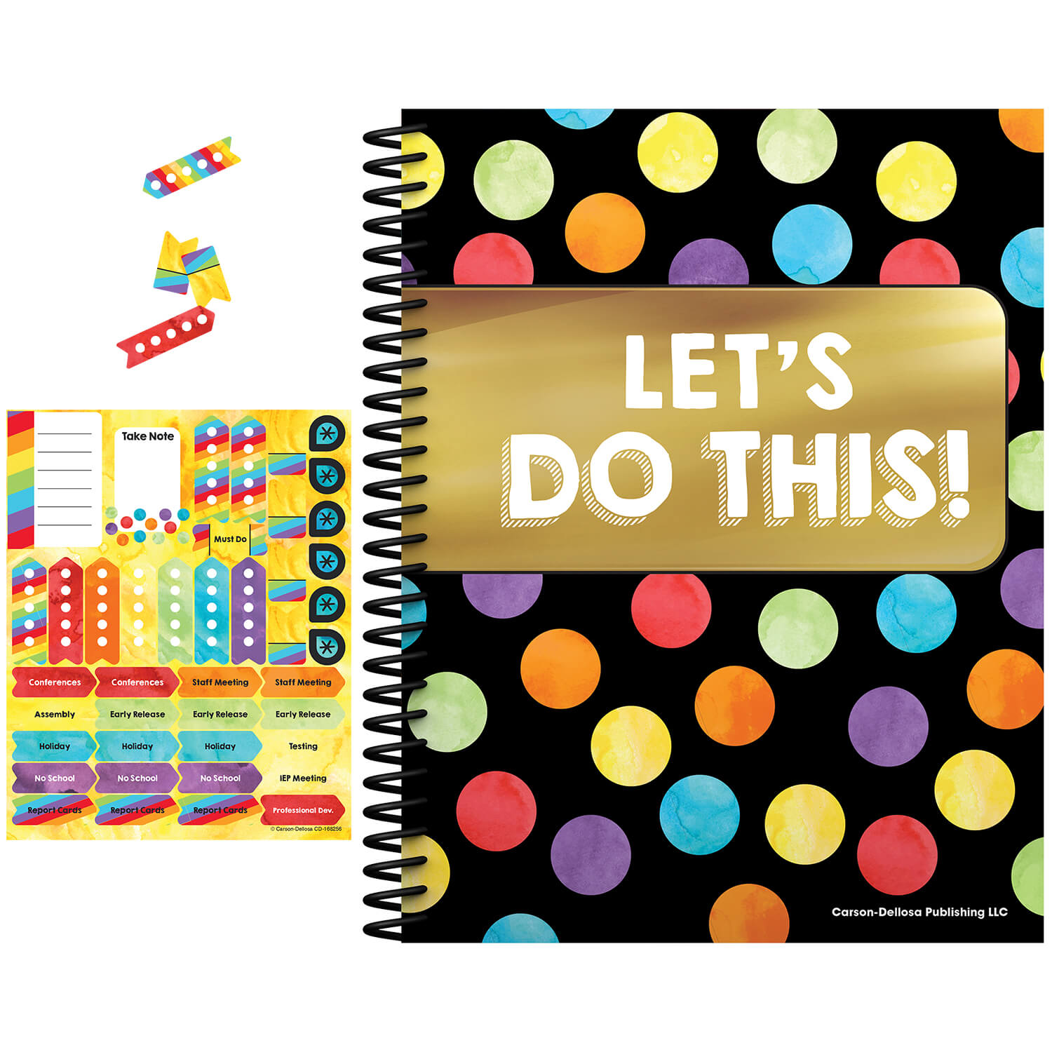 Celebrate Learning Planner Set Product Image