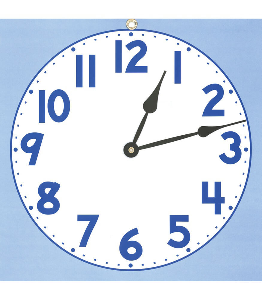 Large Clock Dial Clock Product Image