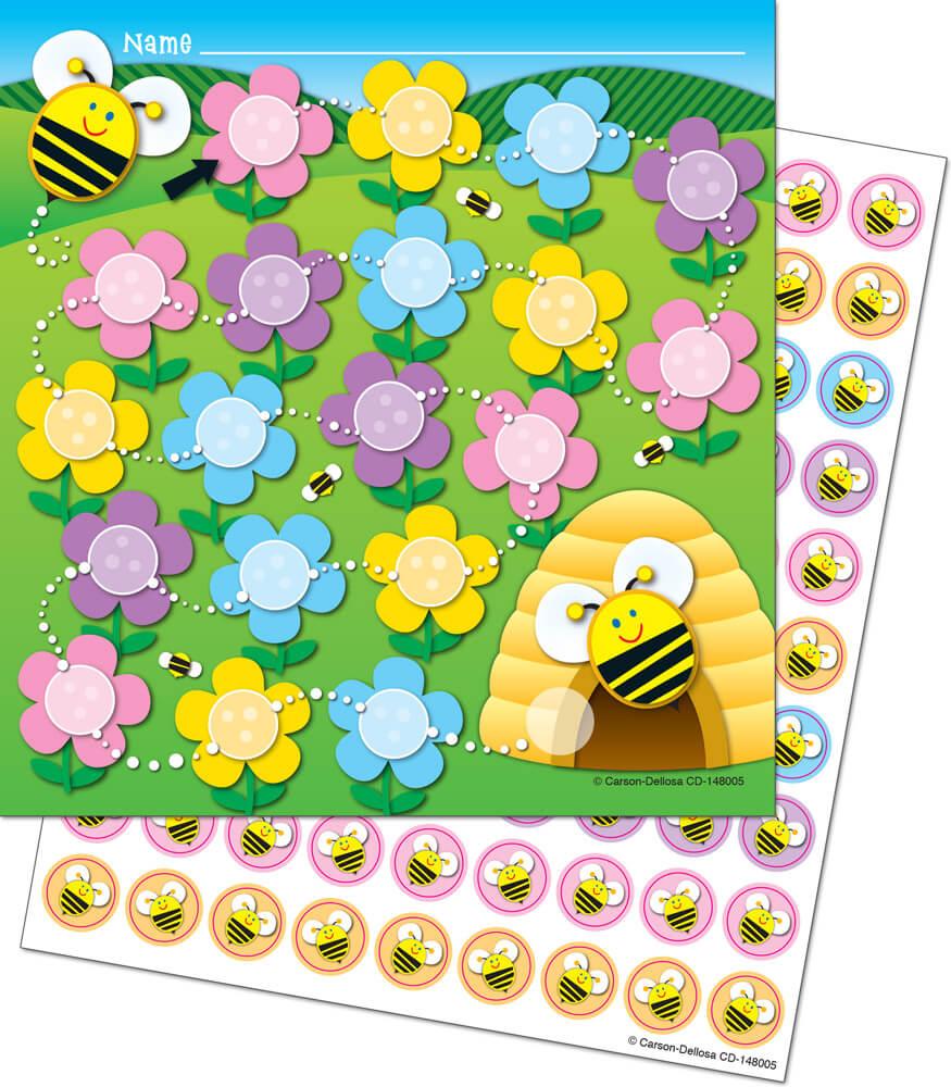 Bee Mini Incentive Charts