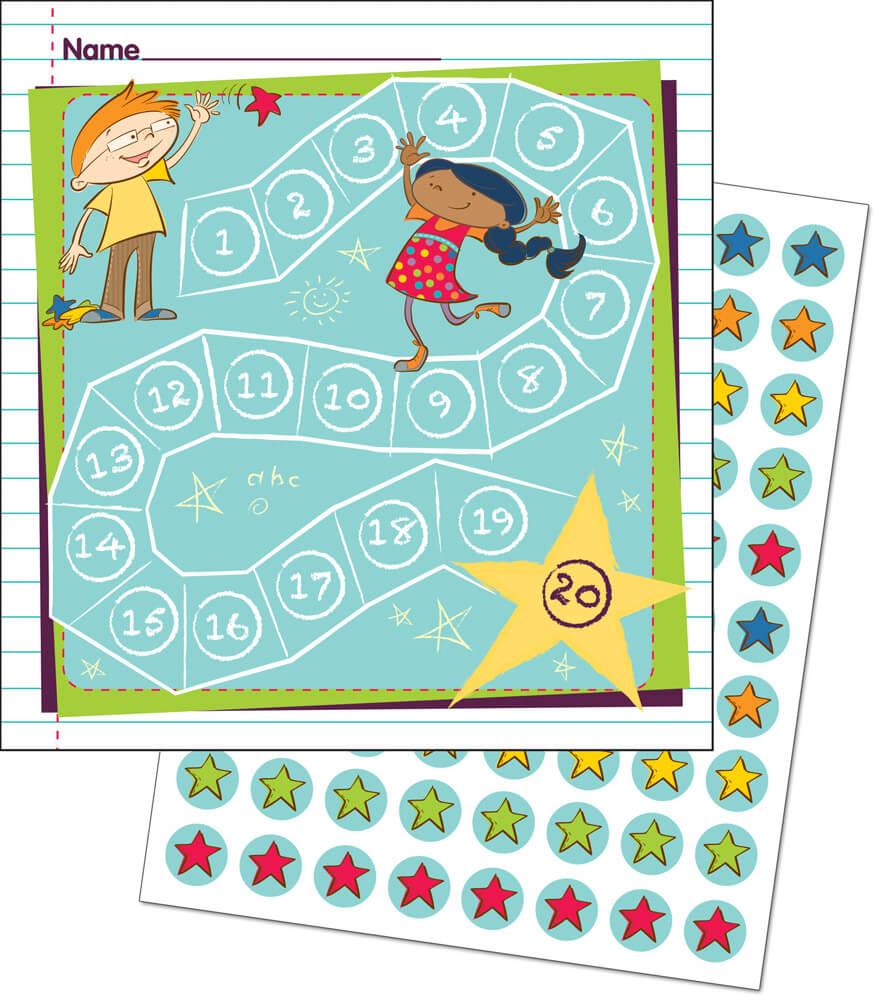 Carson Kids Mini Incentive Charts Product Image