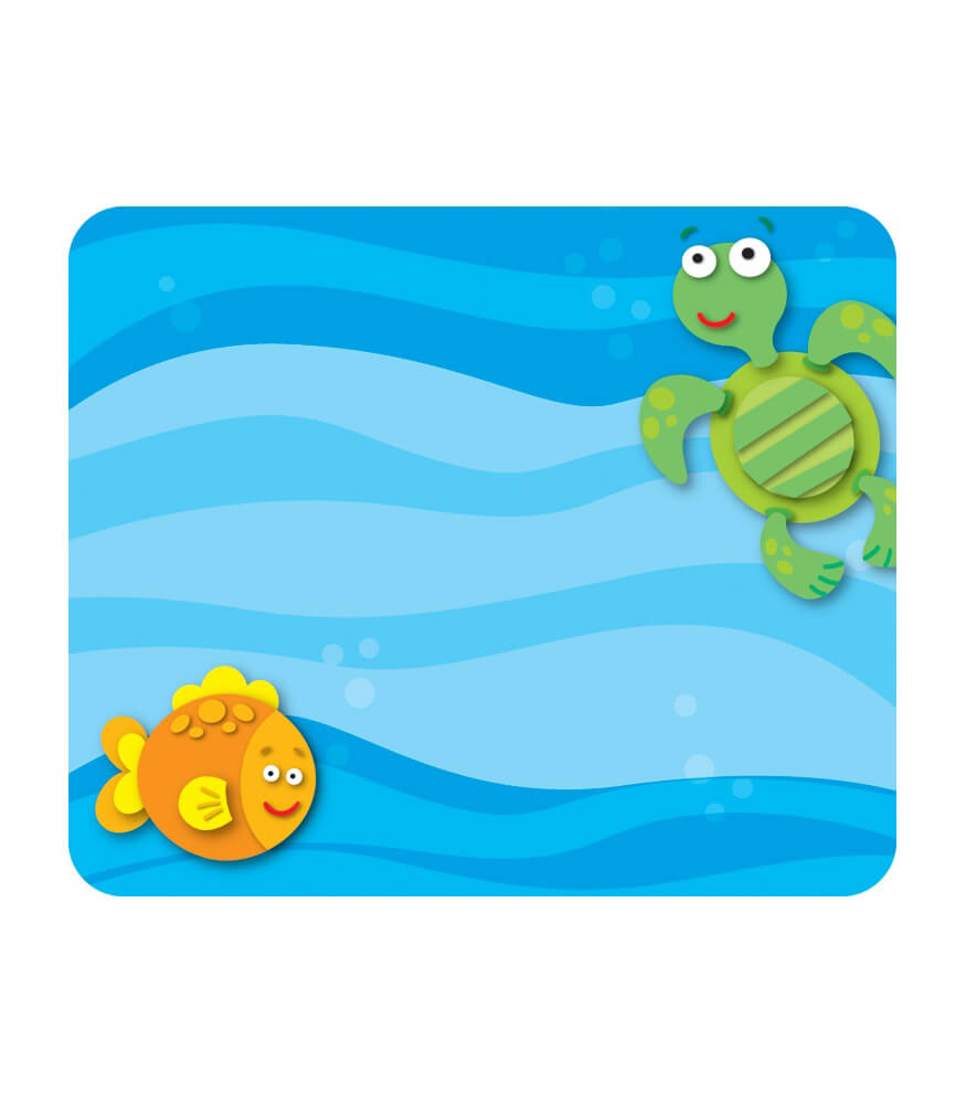 Sea Life Name Tags Product Image