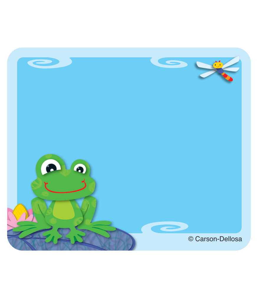 FUNky Frogs Name Tags Product Image