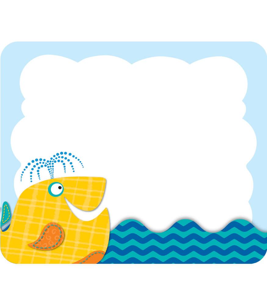 Seaside Splash Name Tags Product Image
