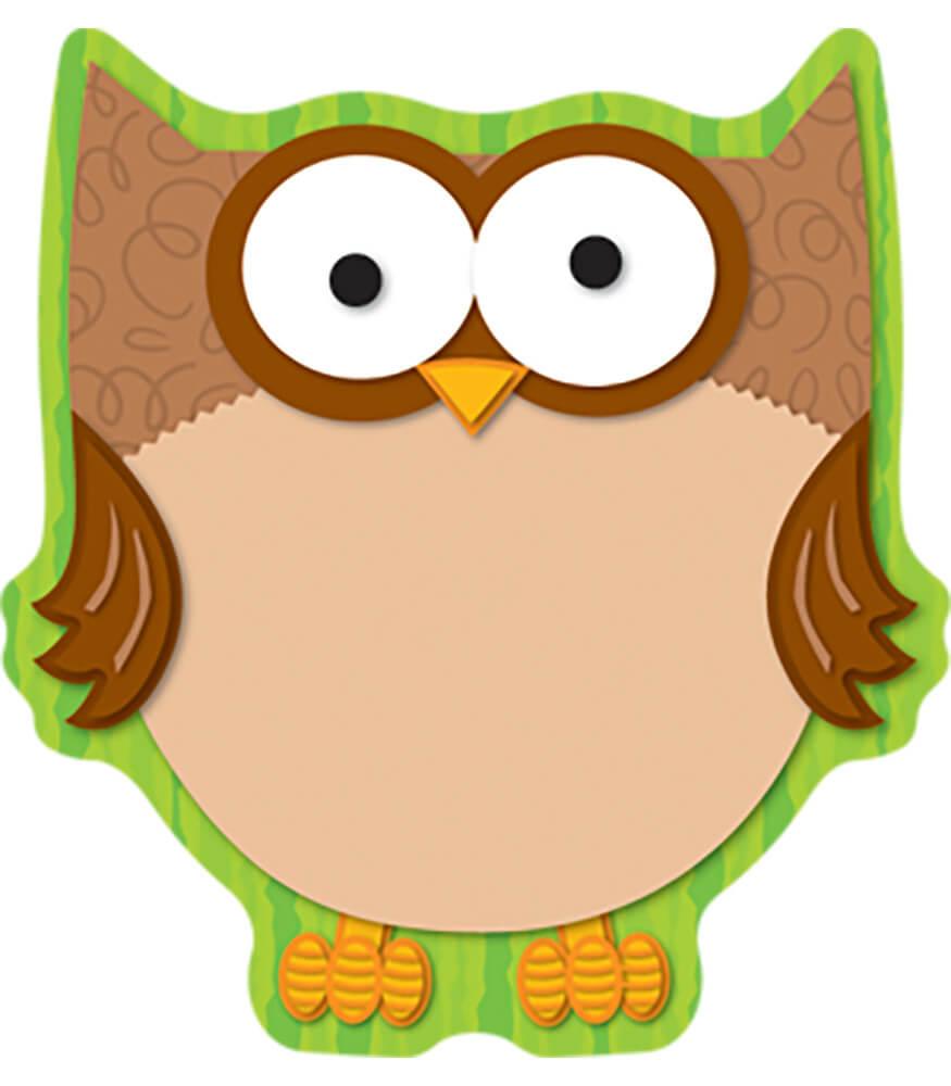 Owl Notepad Product Image