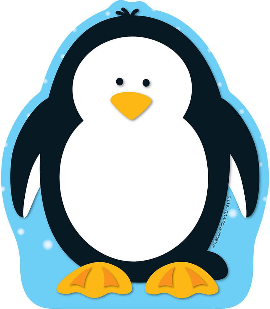 Penguin Notepad Product Image