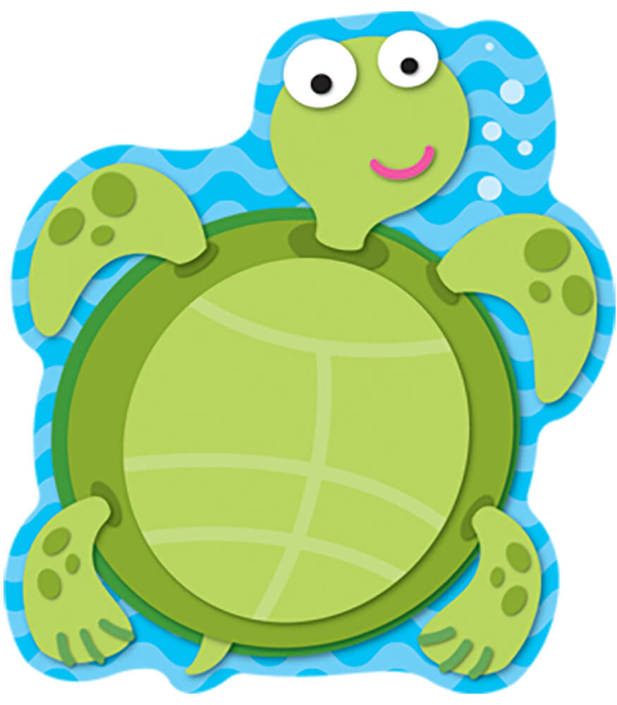 Sea Turtle Notepad Product Image